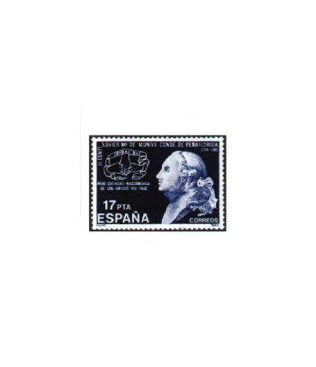 2824 II Centenario de la muerte de Xavier María de Munive  - 2