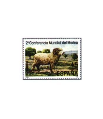 2839 II Conferencia Mundial del Merino  - 2