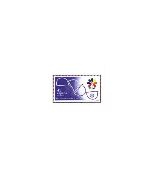2844 Año Internacional de la Paz  - 2