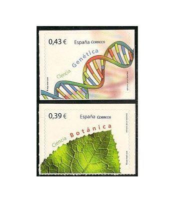 4455/6 Ciencia.  - 2