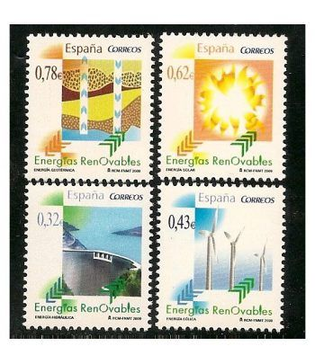 4475/78 Energías renovables.  - 2