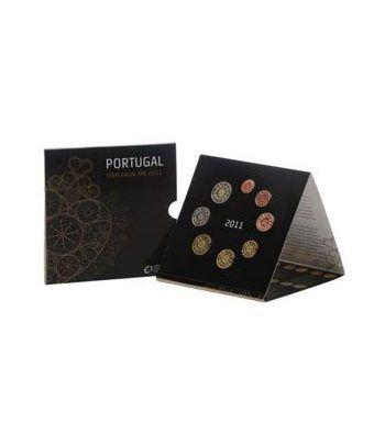 Cartera oficial euroset Portugal 2011  - 2
