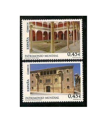 4556/7 Patrimonio mundial.  - 2
