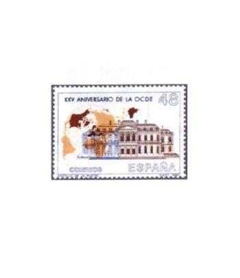 2874 XXV Aniversario de la OCDE  - 2