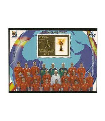 4608 España campeón Copa Mundial FIFA.  - 2