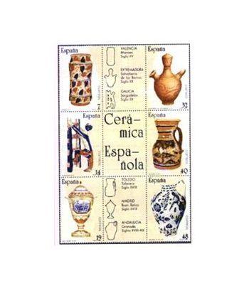2891/96 Artesanía española. Cerámica  - 2