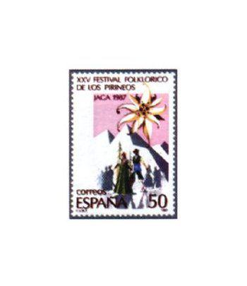 2910 XXV Festival Folklórico de los Pirineos, en Jaca  - 2