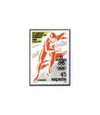 2932 Juegos Olímpicos de Invierno 1988. Calgary  - 2