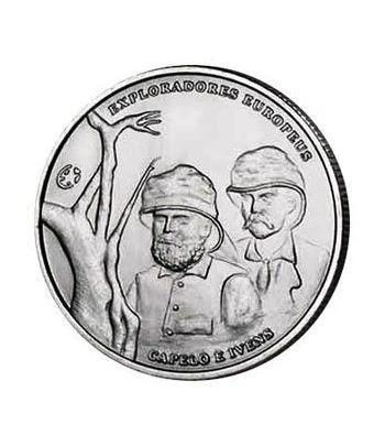 Portugal 2.5 Euros 2011 Exploradores europeos  - 1