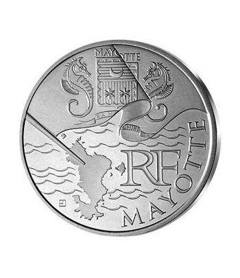 Francia 10 € 2011 Euros des Regions (Mayotte).  - 1