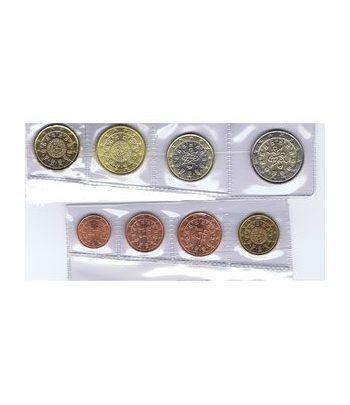monedas euro serie Portugal 2004  - 2