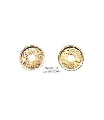 25 Pesetas. (1996) Madrid - (CASTILLA LA MANCHA) SC  - 2