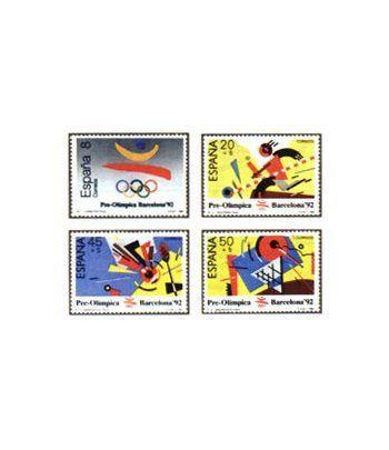 2963/66 Barcelona'92. I serie Pre-Olímpica  - 2