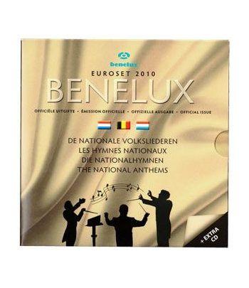 Cartera oficial euroset Benelux 2010  - 1