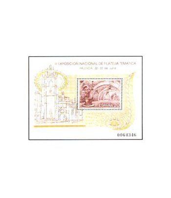 3074 III Exposición de Filatelia Temática, FILATEM'90  - 2