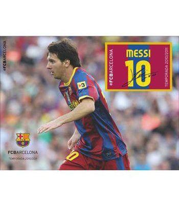 Colección Filatélica Oficial F.C. Barcelona. Pack nº01.  - 8