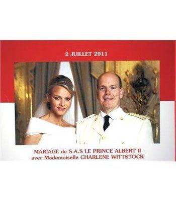 Cartera oficial euroset Monaco 2011  - 4