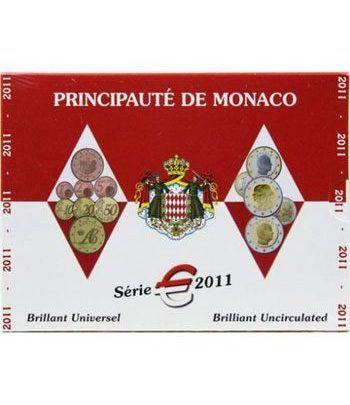 Cartera oficial euroset Monaco 2011  - 1