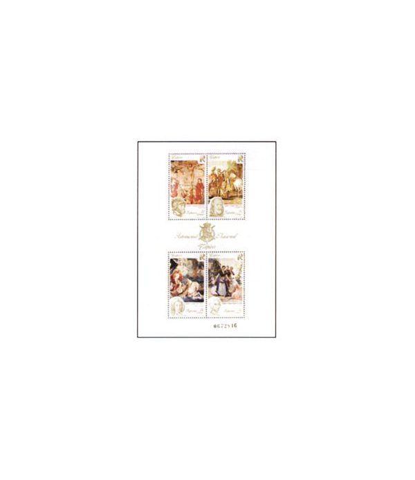 3090 Patrimonio Artístico Nacional. Tapices  - 2