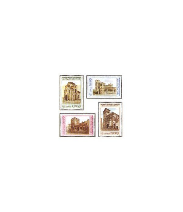 3092/95 Patrimonio Mundial de la Humanidad  - 2
