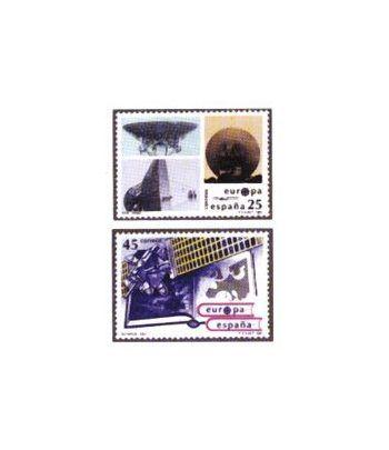3116/17 Europa. Europa espacial  - 2