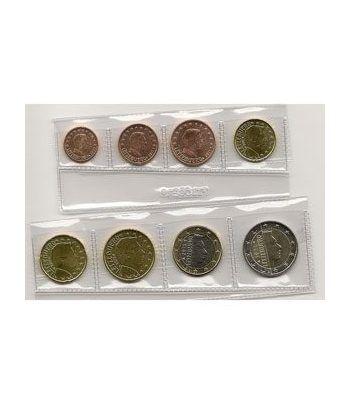 monedas euro serie Luxemburgo 2012  - 2