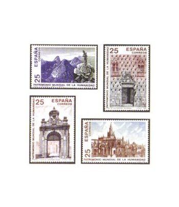 3146/49 Patrimonio Mundial de la Humanidad  - 2