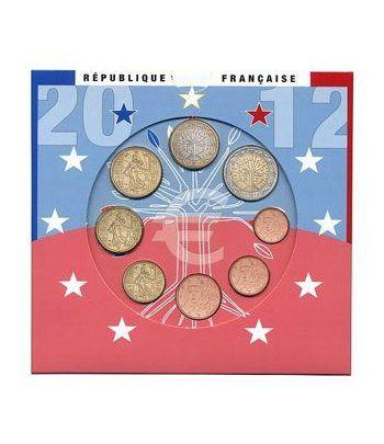 Cartera oficial euroset Francia 2012  - 1