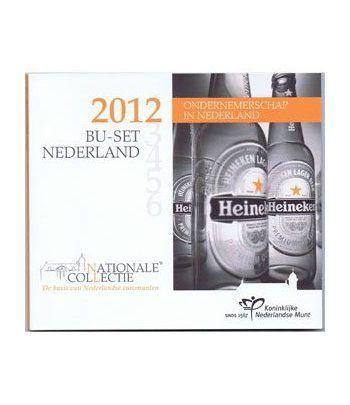 Cartera oficial euroset Holanda 2012  - 1