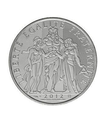 Francia 10 € 2012 Hércules.  - 1