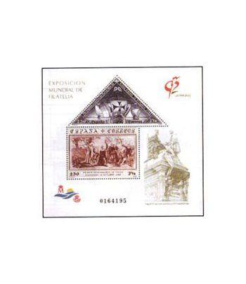 3195 Exposición Mundial de Filatelia GRANADA'92  - 2