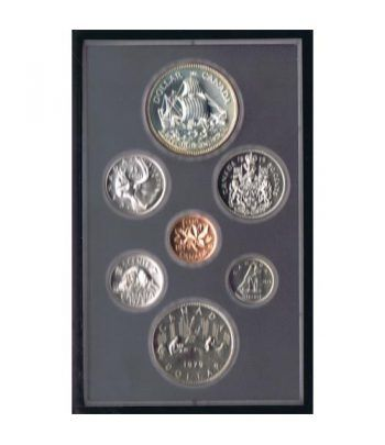 Estuche monedas Canada 1979 prestige. Proof.  - 1