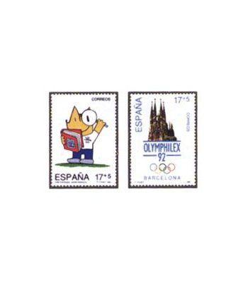 3218/19 Juegos de la XXV Olimpiada Barcelona'92  - 2