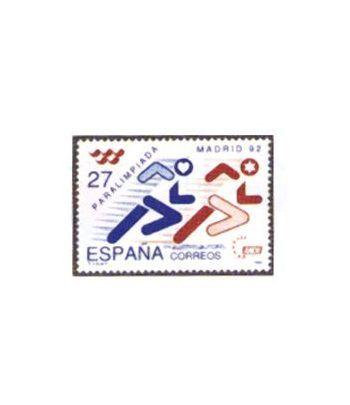 3220 Paralimpiada Madrid'92  - 2