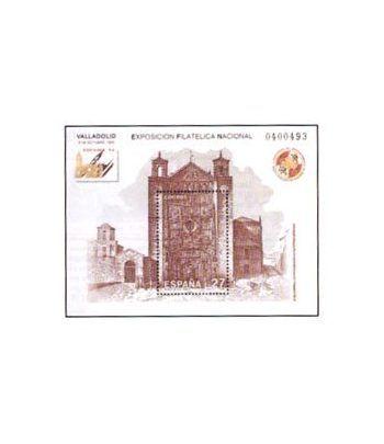 3222 Exposición Filatélica Nacional EXFILNA'92  - 2