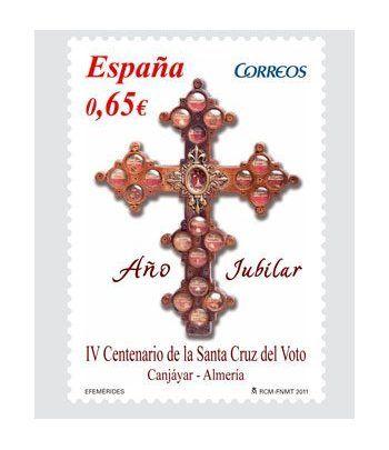 4647 Año Jubilar. IV Centº Santa Cruz del Voto (Almería).  - 2