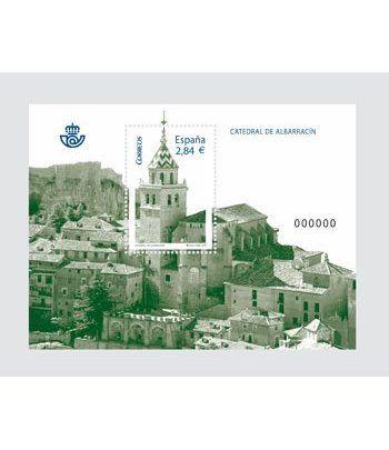 4657 HB Catedrales. Catedral de Albarracín.  - 2