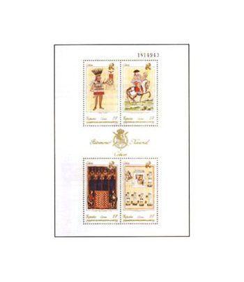 3236 Patrimonio Artístico Nacional. Códices  - 2