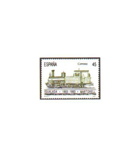 3265 I Centenario del ferrocarril Igualada-Martorell  - 2
