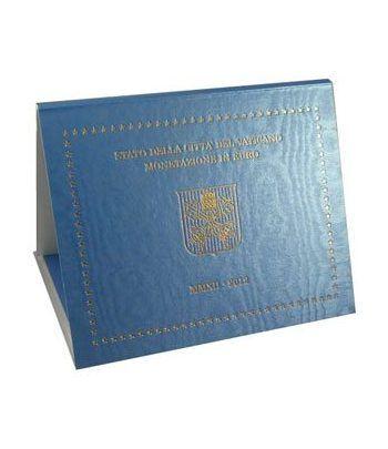 Cartera oficial euroset Vaticano 2012  - 1
