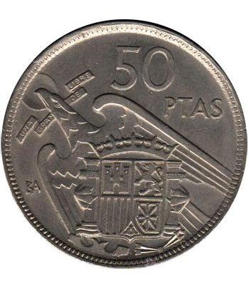50 pesetas Serie BA. Barcelona FNMT. SC  - 2