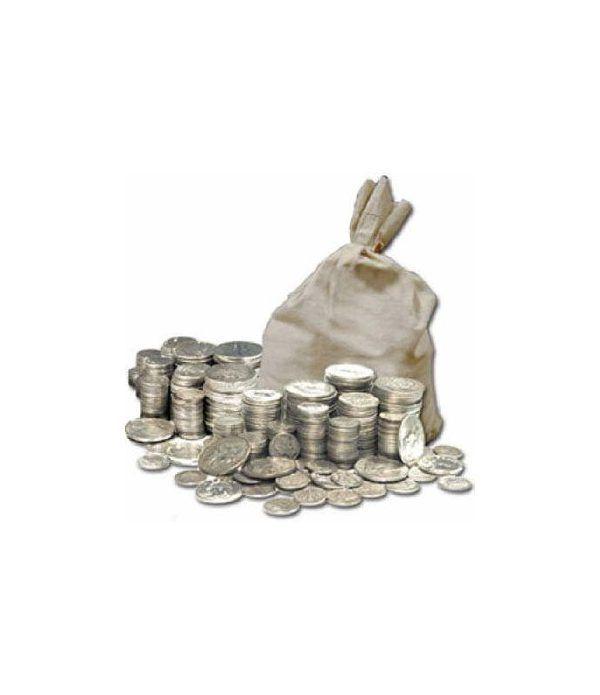 Monedas de plata un kilo.  - 2