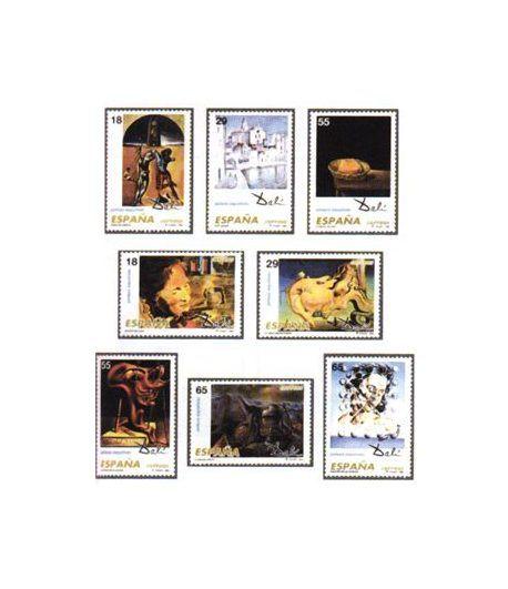 3289/96 Pintura española. Obras de Salvador Dalí  - 2