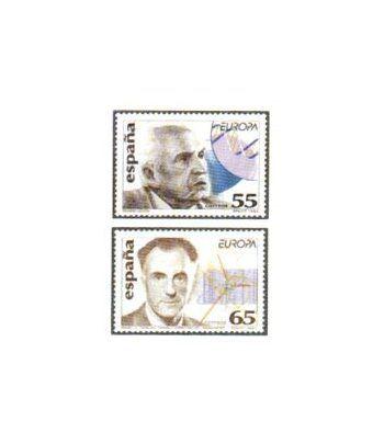 image: 3058/59 Europa. Establecimientos Postales