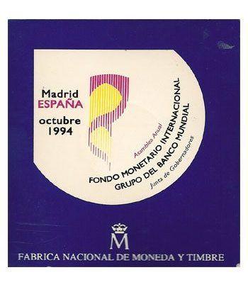 (1994) estuche FNMT 2000 ptas.  - 1