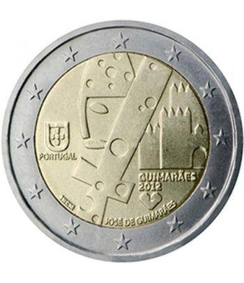 moneda conmemorativa 2 euros Portugal 2012.  - 2