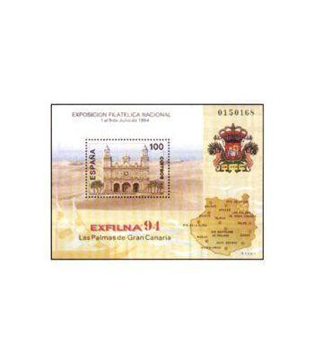 3313 Exposición Filatélica Nacional EXFILNA'94  - 2