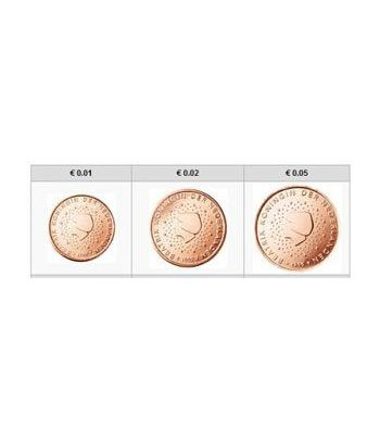 monedas euro serie Holanda 2012 (1-2-5 centimos)  - 2