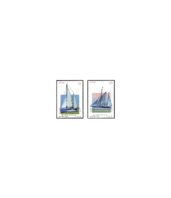 3314/15 Barcos de Época  - 2