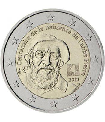 moneda conmemorativa 2 euros Francia 2012.  - 2
